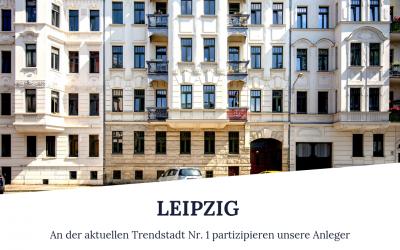 Leipzig – Trendstadt Nr. 1